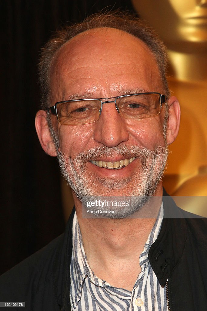 Producer Aage Aaberge of the film 'Kon-Tiki,' attends the 85th annual Academy Awards Foreign Language Film Award photo-op held at the Dolby Theatre on February 22, 2013 in Hollywood, California.