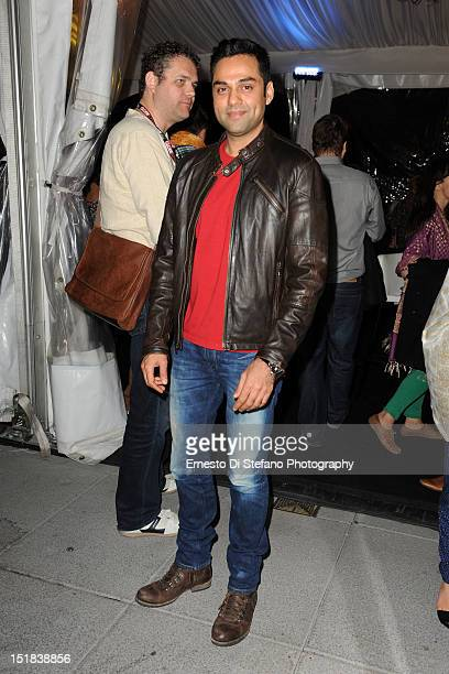 Producer Abhay Deol attends the 'City To City' Premiere After Party during the 2012 Toronto International Film Festival at the Rooftop at the TIFF...