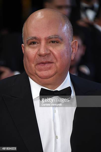 Producer Agustin Almodovar attends the 'Wild Tales' Premiere at the 67th Annual Cannes Film Festival on May 17 2014 in Cannes France
