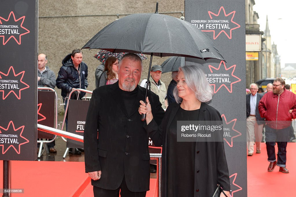 Producer Alan J Wands (left) attends the EIFF Closing Night Gala and World Premiere of 'Whisky Galore!' during the 70th Edinburgh International Film Festival at Festival Theatre on June 26, 2016 in Edinburgh, United Kingdom.