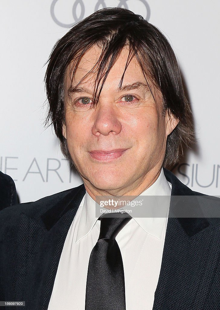 Producer Alan Siegel attends the Art of Elysium's 6th Annual Black-tie Gala 'Heaven' at 2nd Street Tunnel on January 12, 2013 in Los Angeles, California.