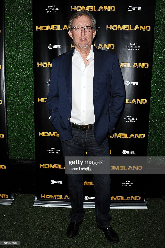 "Emmy FYC Event For Showtime's ""Homeland"" - Arrivals"