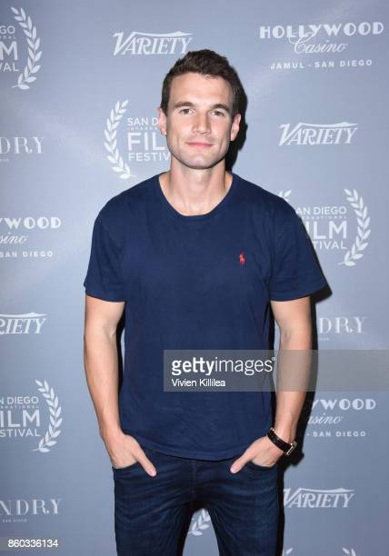 Producer Alex Russell attends the San Diego International Film Festival 2017 on October 6 2017 in San Diego California