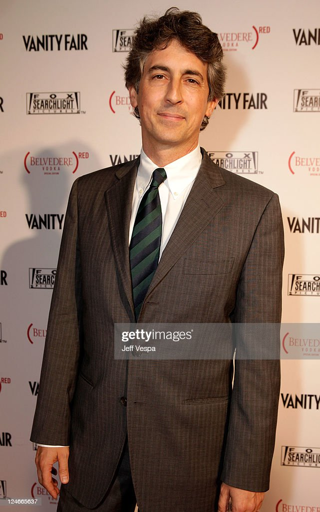 Producer <a gi-track='captionPersonalityLinkClicked' href=/galleries/search?phrase=Alexander+Payne&family=editorial&specificpeople=202578 ng-click='$event.stopPropagation()'>Alexander Payne</a> attends the Fox Searchlight Pictures, Belvedere Vodka And Vanity Fair Celebration of 'Martha Marcy May Marlene' And 'The Descendants' at the 2011 Toronto International Film Festival at the Thompson Hotel on September 10, 2011 in Toronto, Canada.