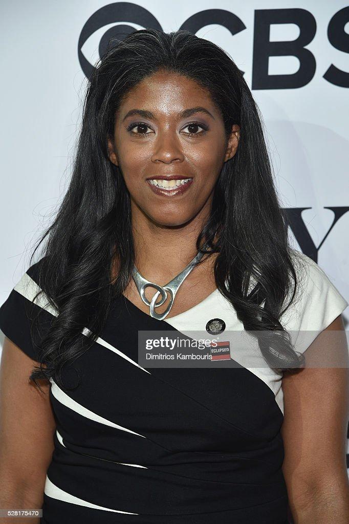 Producer Alia Jones-Harvey attends the 2016 Tony Awards Meet The Nominees Press Reception on May 4, 2016 in New York City.
