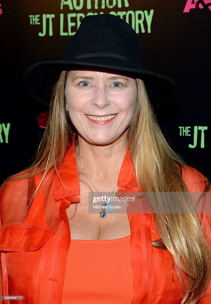 Producer Allison McGourty attends the Los Angeles Premiere of 'Author The JT Leroy Story' at NeueHouse Hollywood on August 25 2016 in Los Angeles...