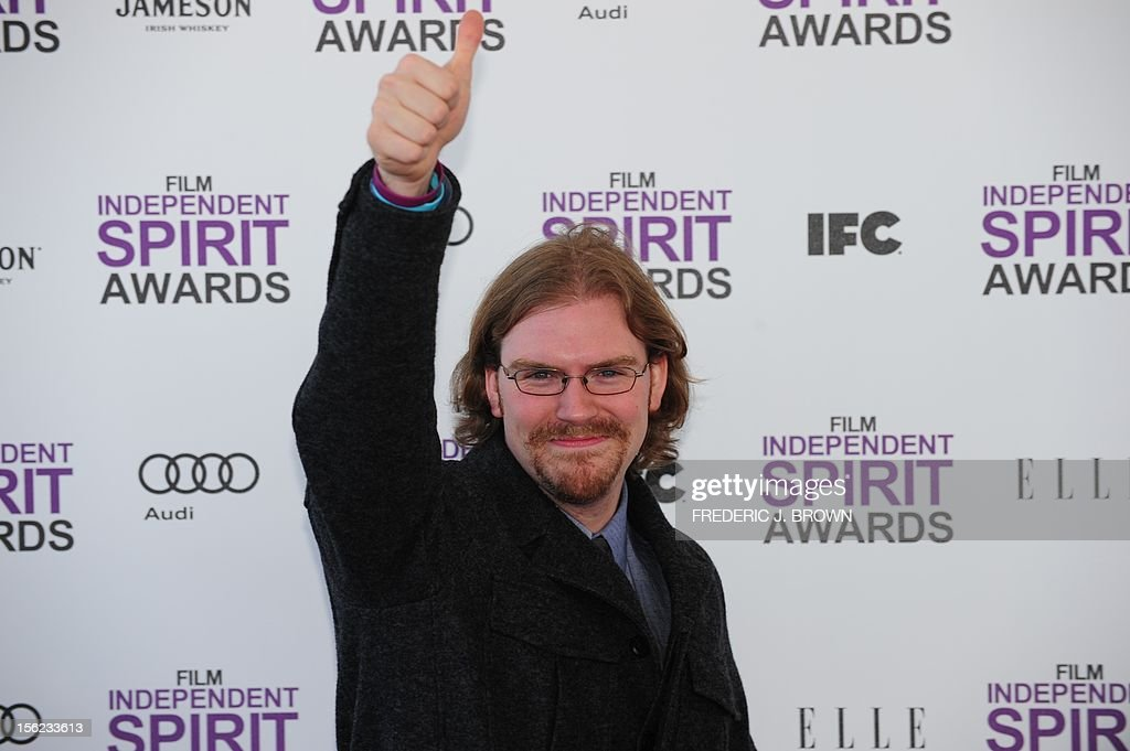 Producer Amile Wilson arrives on the red carpet on February 25, 2012 for the Independent Spirit Awards in Santa Monica, California. AFP PHOTO/FREDERIC J.BROWN
