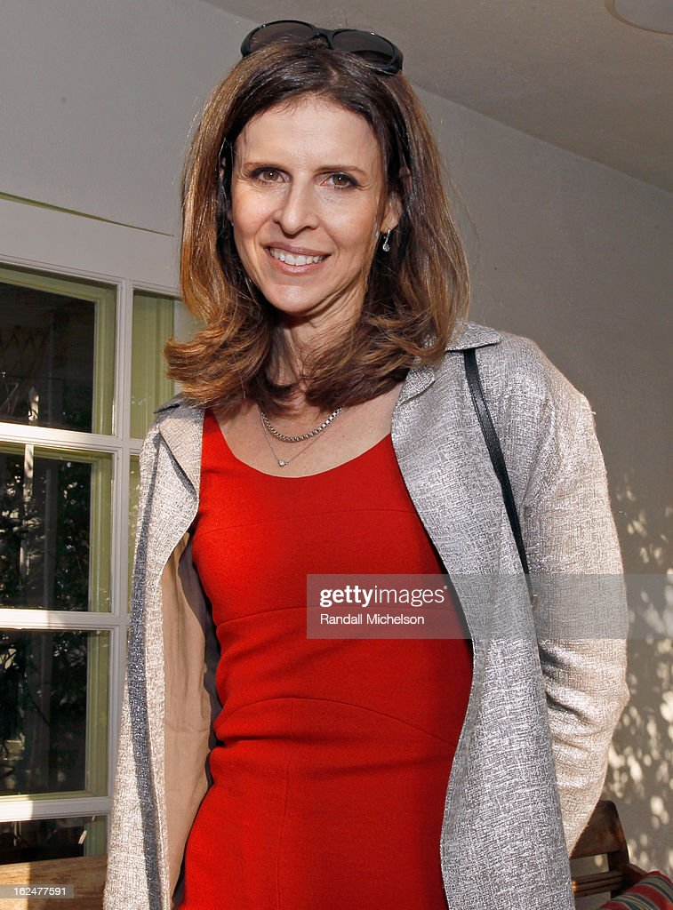 Producer Amy Ziering attends the 2013 Film Independent Spirit Awards after party at The Bungalow at The Fairmont Hotel on February 23 2013 in Santa...