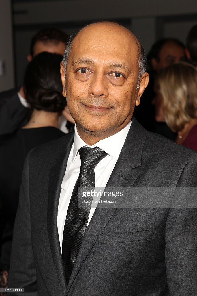 Producer Anant Singh attends the Burberry supported premiere and celebration of 'Mandela: Long Walk to Freedom' hosted by The Weinstein Company and Entertainment One at the Toronto International Film Festival on September 7, 2013 in Toronto, Canada.
