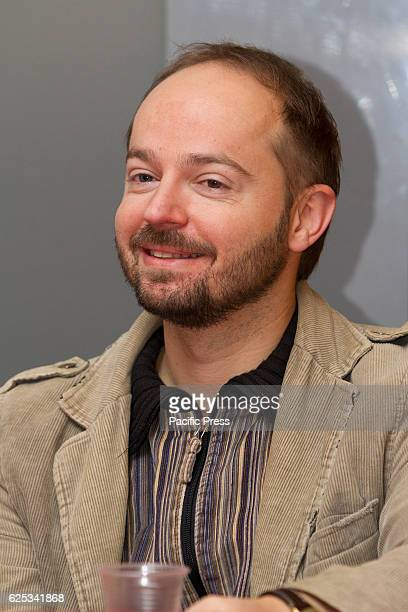Producer and actor David Lindner is guest of Torino Film Festival in Italy