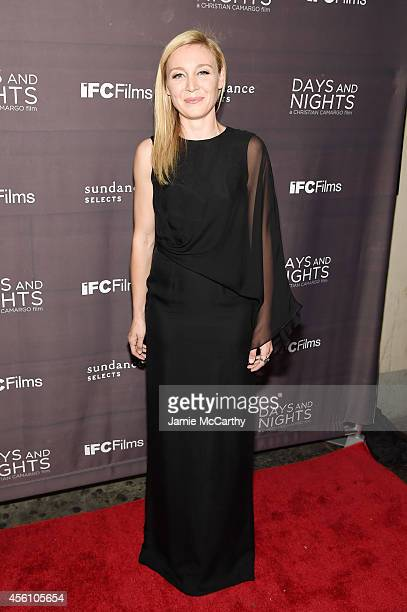 Producer and actress Juliet Rylance attends the premiere of 'Days And Nights' at the IFC Center on September 25 2014 in New York City