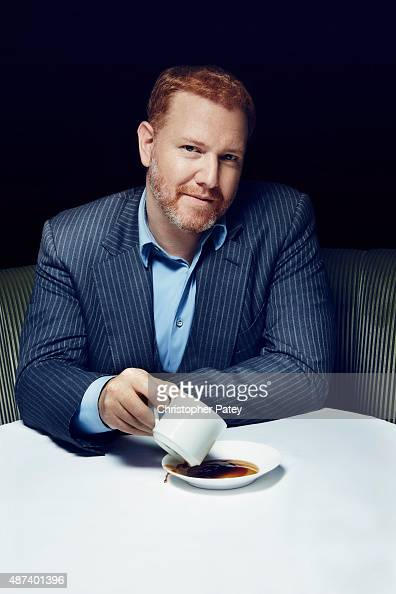 Producer and CEO of Relativity Media Ryan Kavanaugh is photographed for The Hollywood Reporter on January 2 2014 in Los Angeles California COVER IMAGE