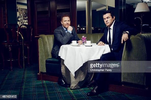 Producer and CEO of Relativity Media Ryan Kavanaugh is photographed for The Hollywood Reporter on January 2 2014 in Los Angeles California