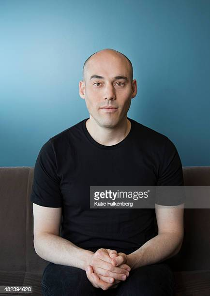 Producer and director Joshua Oppenheimer is photographed for Los Angeles Times on July 9 2015 in Los Angeles California PUBLISHED IMAGE CREDIT NEEDS...