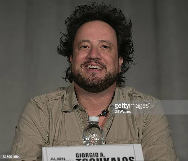 Giorgio A. Tsoukalos Stock Photos and Pictures | Getty Images