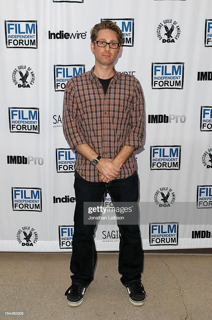 Producer Austin Wilkin attends the Film Independent Film Forum at Directors Guild of America on October 20, 2012 in Los Angeles, California.