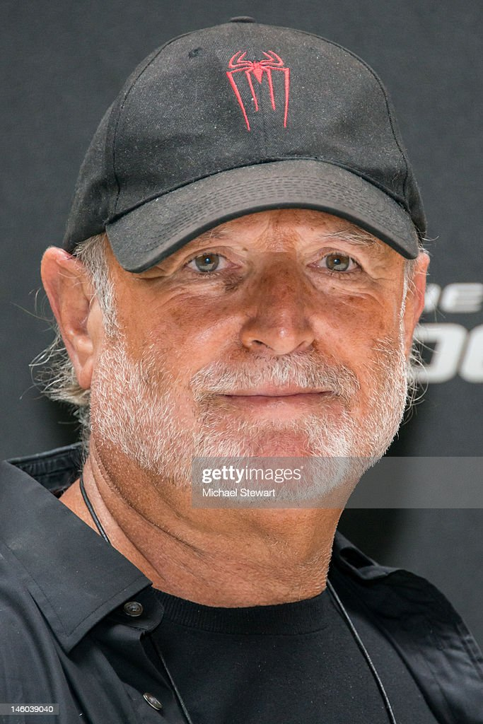 Producer <a gi-track='captionPersonalityLinkClicked' href=/galleries/search?phrase=Avi+Arad&family=editorial&specificpeople=208963 ng-click='$event.stopPropagation()'>Avi Arad</a> attends the 'The Amazing Spider-Man' New York City Photo Call at Crosby Street Hotel on June 9, 2012 in New York City.