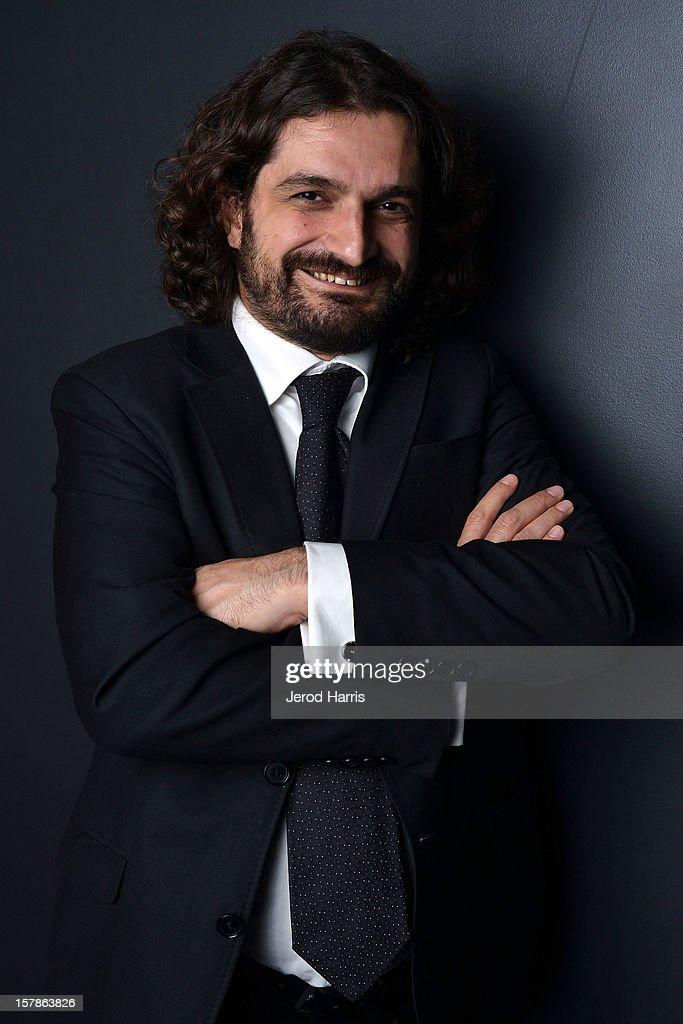 Producer Baran Seyhan attends TheWrap's Awards Season Screening Series of Atesin Dustugu Yer 'Where The Fire Burns' on December 6, 2012 in Los Angeles, California.