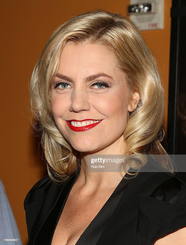 Producer Barbara Muschietti attends the 'Mama' screening at Landmark's Sunshine Cinema on January 7, 2013 in New York City.