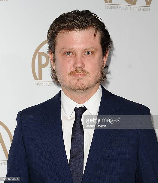 Producer Beau Willimon attends the 28th annual Producers Guild Awards at The Beverly Hilton Hotel on January 28 2017 in Beverly Hills California