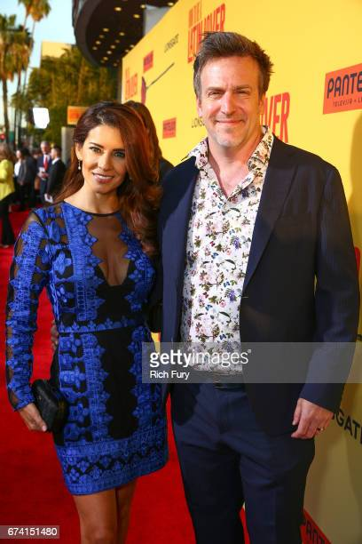 Producer Ben O'Dell attends the premiere of 'How To Be A Latin Lover' on April 26 2017 in Los Angeles California