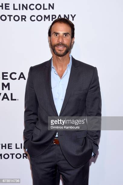 Producer Ben Silverman attends the 'Whitney 'can I be me'' Premiere during 2017 Tribeca Film Festival on April 26 2017 in New York City