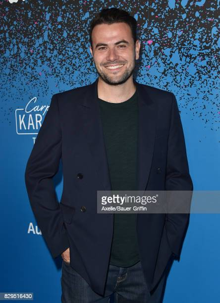 Producer Ben Winston arrives at 'Carpool Karaoke The Series' On Apple Music Launch Party at Chateau Marmont on August 7 2017 in Los Angeles California