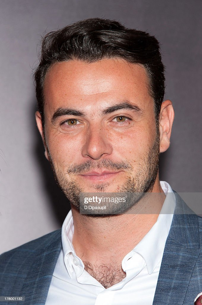Producer Ben Winston attends the New York premiere of 'One Direction: This Is Us' at the Ziegfeld Theater on August 26, 2013 in New York City.