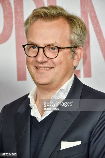 Producer Benjamin Grosch during the premiere of 'Whatever happens' at Astor Film Lounge on November 21 2017 in Berlin Germany