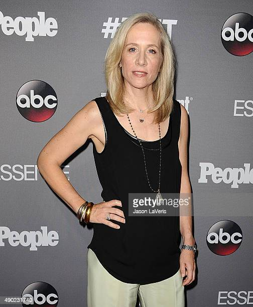 Producer Betsy Beers attends ABC's TGIT premiere event on September 26 2015 in West Hollywood California