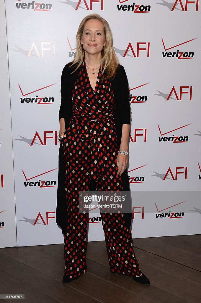 Producer <a gi-track='captionPersonalityLinkClicked' href=/galleries/search?phrase=Betsy+Beers&family=editorial&specificpeople=799691 ng-click='$event.stopPropagation()'>Betsy Beers</a> attends the 14th annual AFI Awards Luncheon at the Four Seasons Hotel Beverly Hills on January 10, 2014 in Beverly Hills, California.