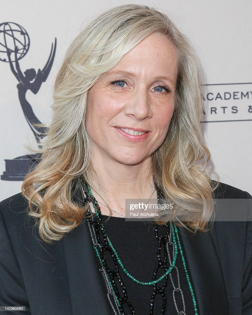 Producer Betsy Beers attends the Academy Of Television Arts & Sciences presentation of 'Welcome To ShondaLand: An Evening With Shonda Rhimes & Friends' at the Leonard H. Goldenson Theatre on April 2, 2012 in North Hollywood, California.