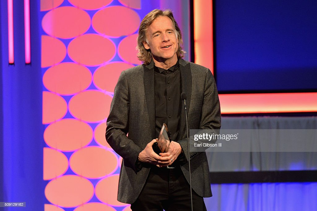 Producer <a gi-track='captionPersonalityLinkClicked' href=/galleries/search?phrase=Bill+Pohlad&family=editorial&specificpeople=2255743 ng-click='$event.stopPropagation()'>Bill Pohlad</a> accepts the award for Best Time Capsule for 'Love & Mercy' onstage at the AARP's 15th Annual Movies For Grownups Awards at the Beverly Wilshire Four Seasons Hotel on February 8, 2016 in Beverly Hills, California.