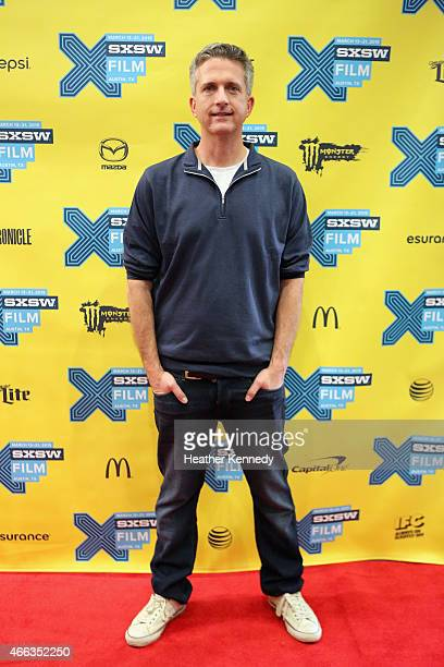 Producer Bill Simmons attends the premiere of 'Son of the Congo' during the 2015 SXSW Music Film Interactive Festival at Austin Convention Center on...