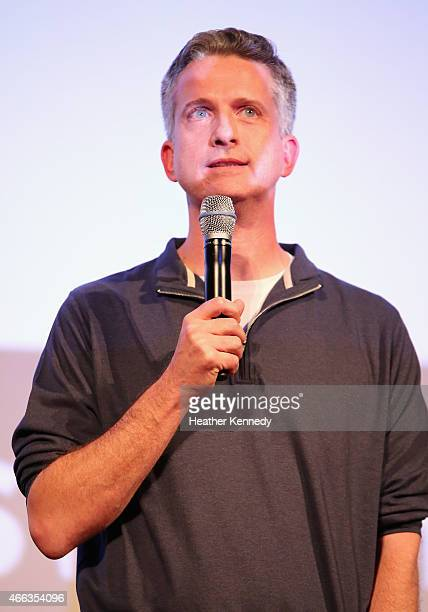 Producer Bill Simmons speaks onstage at the premiere of 'Son of the Congo' during the 2015 SXSW Music Film Interactive Festival at Austin Convention...
