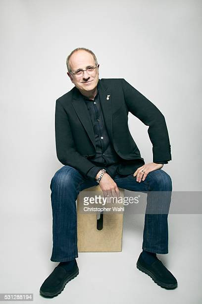 Producer Bob Ezrin is photographed at the 2016 Juno Awards for The Globe and Mail on April 3 2016 in Calgary Alberta