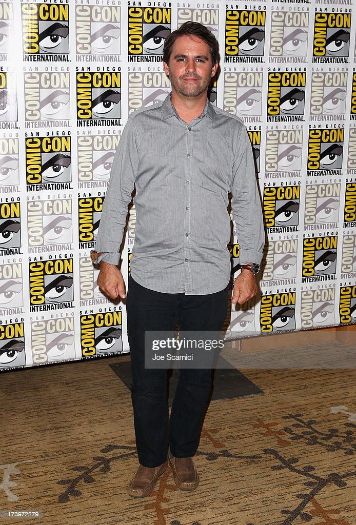 Producer Bob Orci attends 'Ender's Game' Comic-Con Press Line at San Diego Convention Center on July 18, 2013 in San Diego, California.