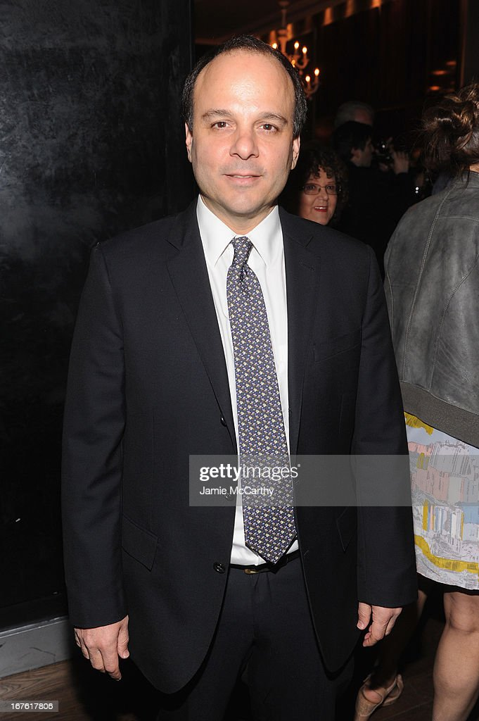 Producer Bob Salerno attends 'The English Teacher' After Party during the 2013 Tribeca Film Festival on April 26, 2013 in New York City.