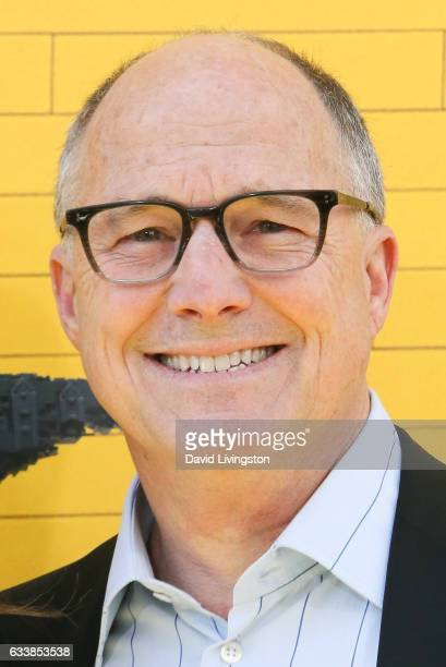Producer Brad Lewis attends the Premiere of Warner Bros Pictures' 'The LEGO Batman Movie' at the Regency Village Theatre on February 4 2017 in...