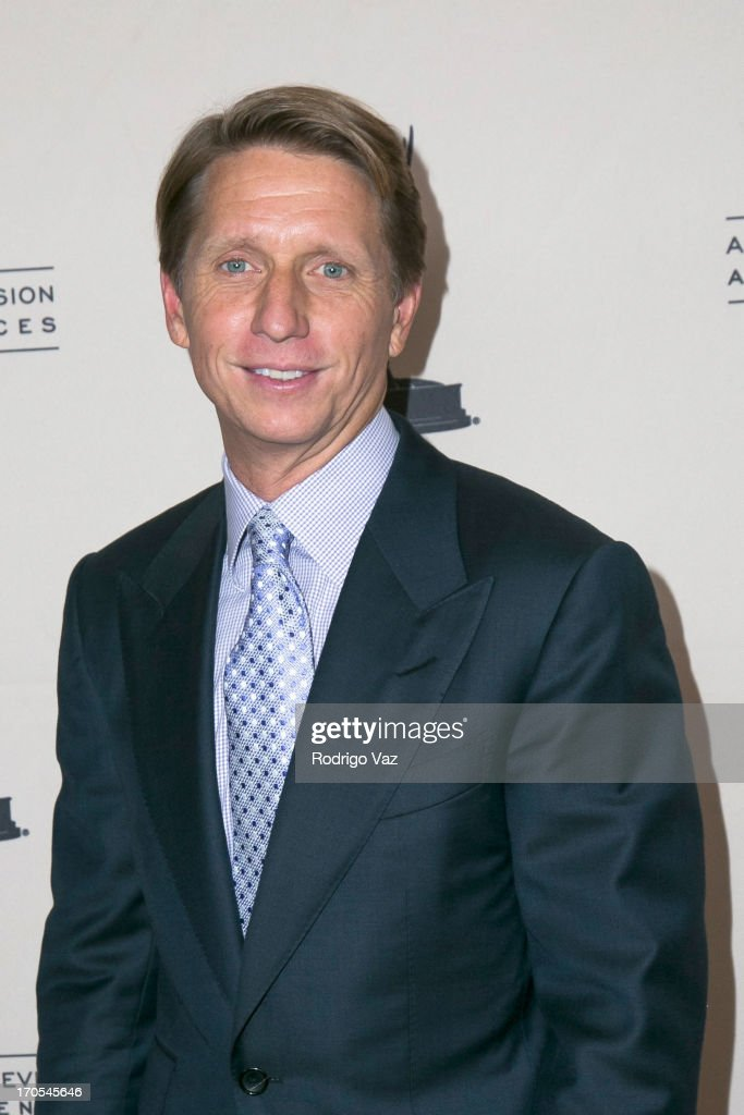 Producer <a gi-track='captionPersonalityLinkClicked' href=/galleries/search?phrase=Bradley+Bell&family=editorial&specificpeople=627792 ng-click='$event.stopPropagation()'>Bradley Bell</a> arrives at the 40th Annual Daytime Emmy Nominees Cocktail Reception at Montage Beverly Hills on June 13, 2013 in Beverly Hills, California.
