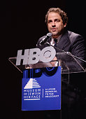Producer Brett Ratner attends the New York premiere of the HBO documentary film 'Night Will Fall' at The Museum of Jewish Heritage on January 15 2015...