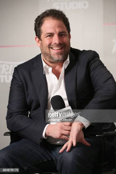 Producer Brett Ratner attends the Variety Studio presented by Moroccanoil at Holt Renfrew during the 2014 Toronto International Film Festival on...