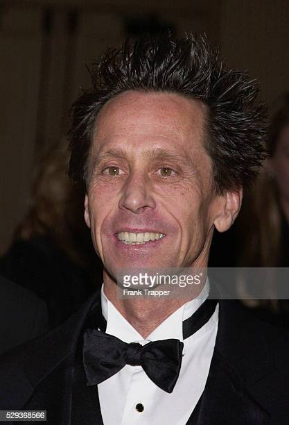 Producer Brian Grazer arrives at the Producers Guild of America's 12th Annual Golden Laurel Awards