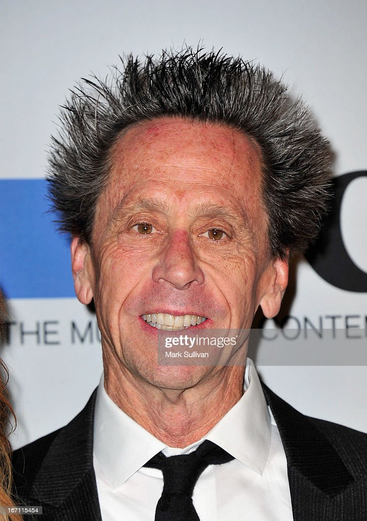 Producer <a gi-track='captionPersonalityLinkClicked' href=/galleries/search?phrase=Brian+Grazer&family=editorial&specificpeople=203009 ng-click='$event.stopPropagation()'>Brian Grazer</a> arrives for 'Yesssss!' 2013 MOCA Gala, Celebrating The Opening Of The Exhibition Urs Fischer at MOCA Grand Avenue on April 20, 2013 in Los Angeles, California.