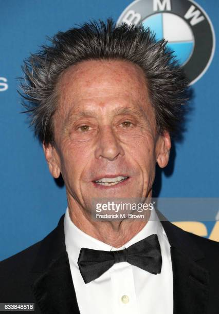 Producer Brian Grazer attends the 69th Annual Directors Guild of America Awards at The Beverly Hilton Hotel on February 4 2017 in Beverly Hills...