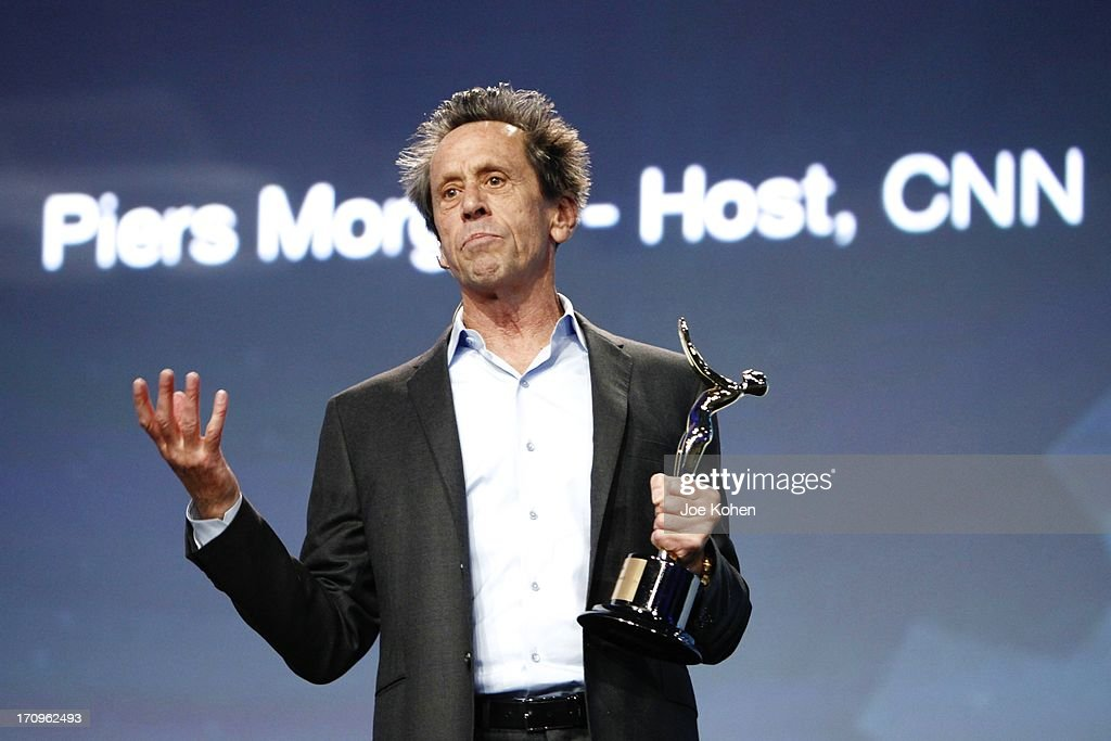 Producer <a gi-track='captionPersonalityLinkClicked' href=/galleries/search?phrase=Brian+Grazer&family=editorial&specificpeople=203009 ng-click='$event.stopPropagation()'>Brian Grazer</a> speaks during PROMAXBDA 2013 at JW Marriott Los Angeles at L.A. LIVE on June 20, 2013 in Los Angeles, California.