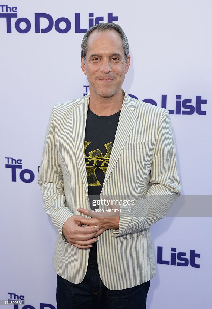Producer Brian Robbins attends the premiere of CBS Films' 'The To Do List' on July 23 2013 in Westwood California