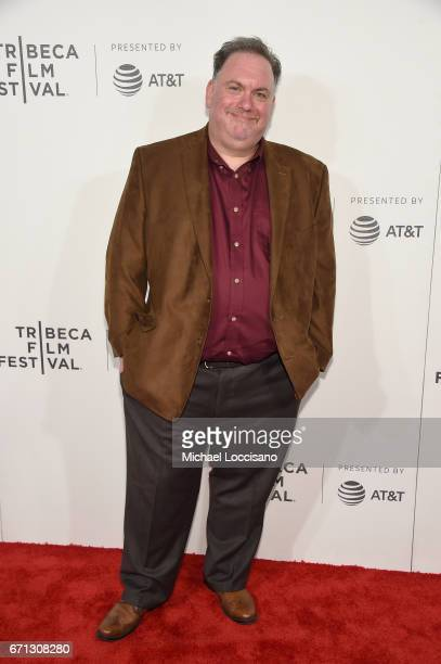 Producer Bruce Miler attends 'The Handmaid's Tale' Premiere at BMCC Tribeca PAC on April 21 2017 in New York City