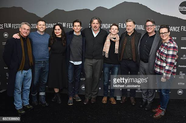 Producer Brunson Green Actress Lily Gladstone Actor Matt Bomer Director Alex Smith Actor Josh Wiggins Actor Bill Pullman Director Andrew Smith and...