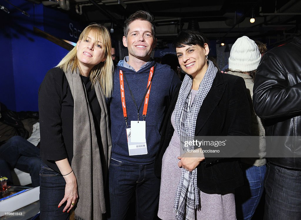 Producer Brunson Green (C) attends Night 4 of Samsung Galaxy Lounge at Village At The Lift 2013 on January 21, 2013 in Park City, Utah.